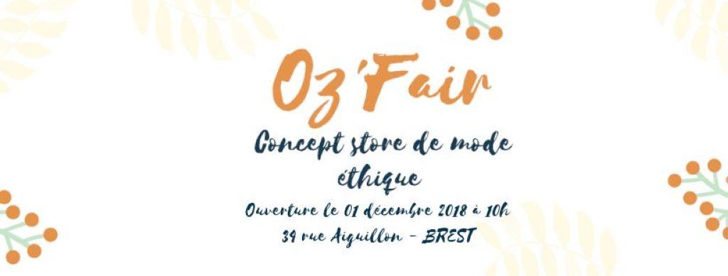 [Brest] Magasin Oz'fair