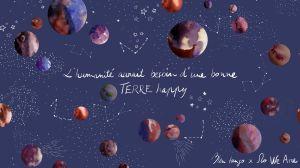 Terre Happy - Bleu-Tango X SloWeAre - paysage