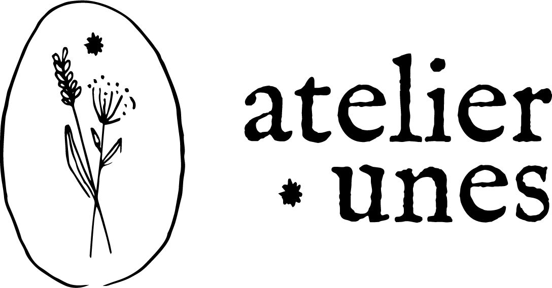 Atelier Unes - Logo Full Version 4x