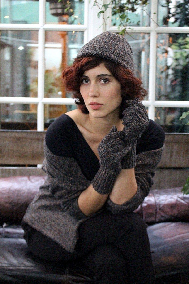 Chaussettes Orphelines - Bonnet gants