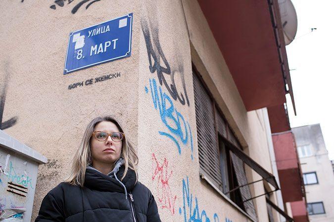 8 femmes qui changent le Monde - Ana Vasileva - ONU Femmes - Mirjana Nedava