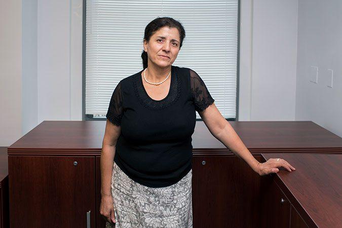 8 femmes qui changent le Monde - Monira Hwajeh - credits ONU - Ryan Brown