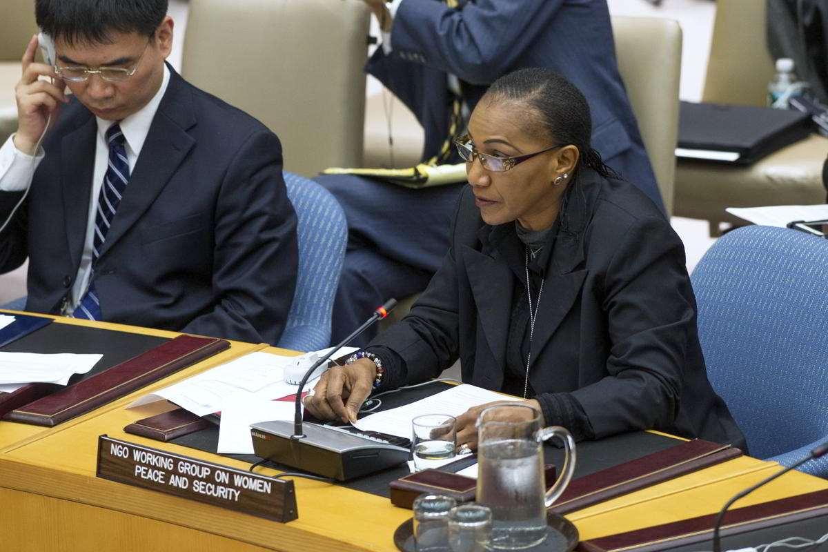 8 femmes qui changent le Monde - Saran Keita Diakite - credits ONU - Eskinder Debebe
