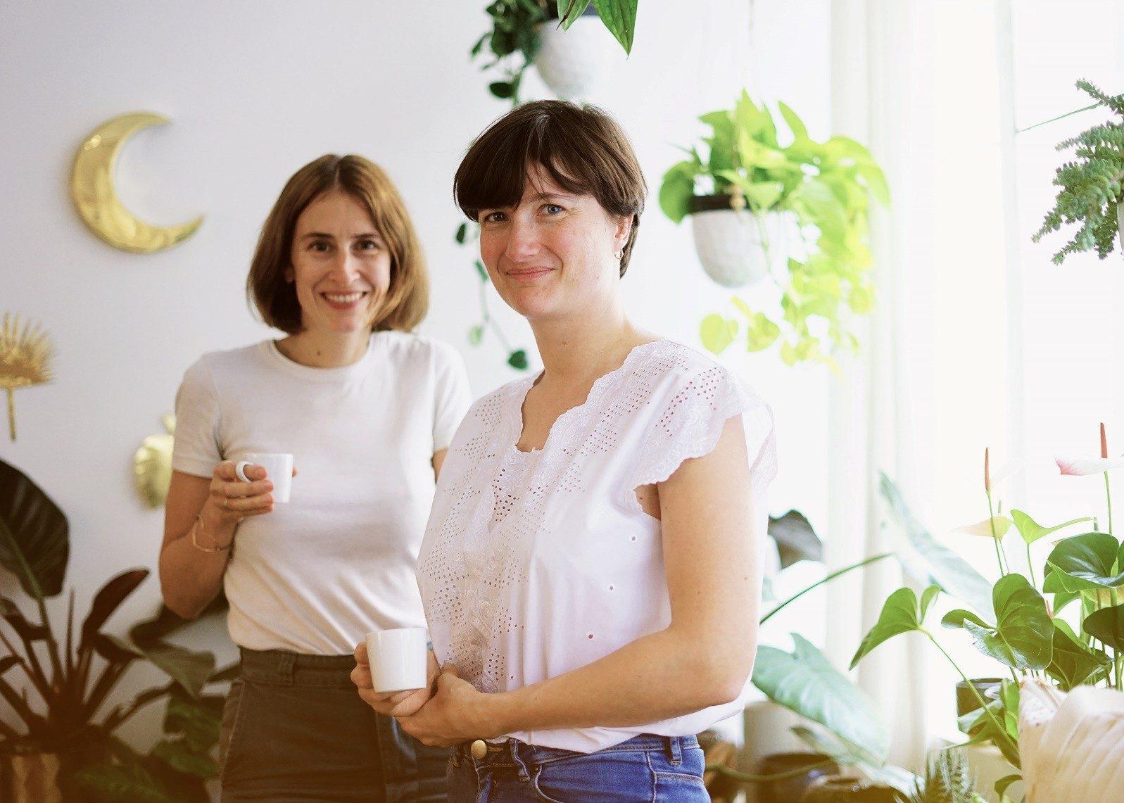 Muse & Marlowe - Aline Gibson et Lucie Flochay