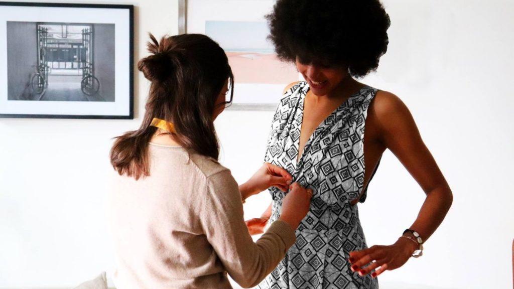 Un couturier à domicile - rencontre avec la fondatrice de Tilli - header