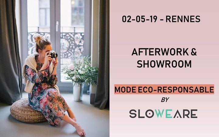 Afterwork mode éco-responsable Rennes