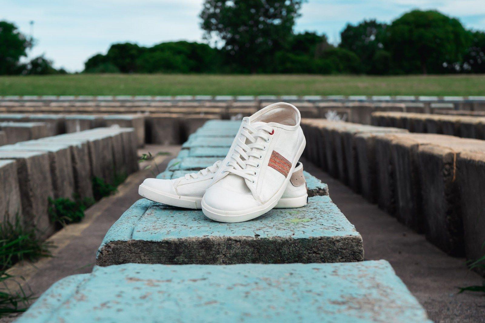 WiWi Shoes - Sneakers en coton biologique certifié GOTS et semelle en pneu recyclé - Modèle Loewy homme - Buenos Aires - full1 - pas portées