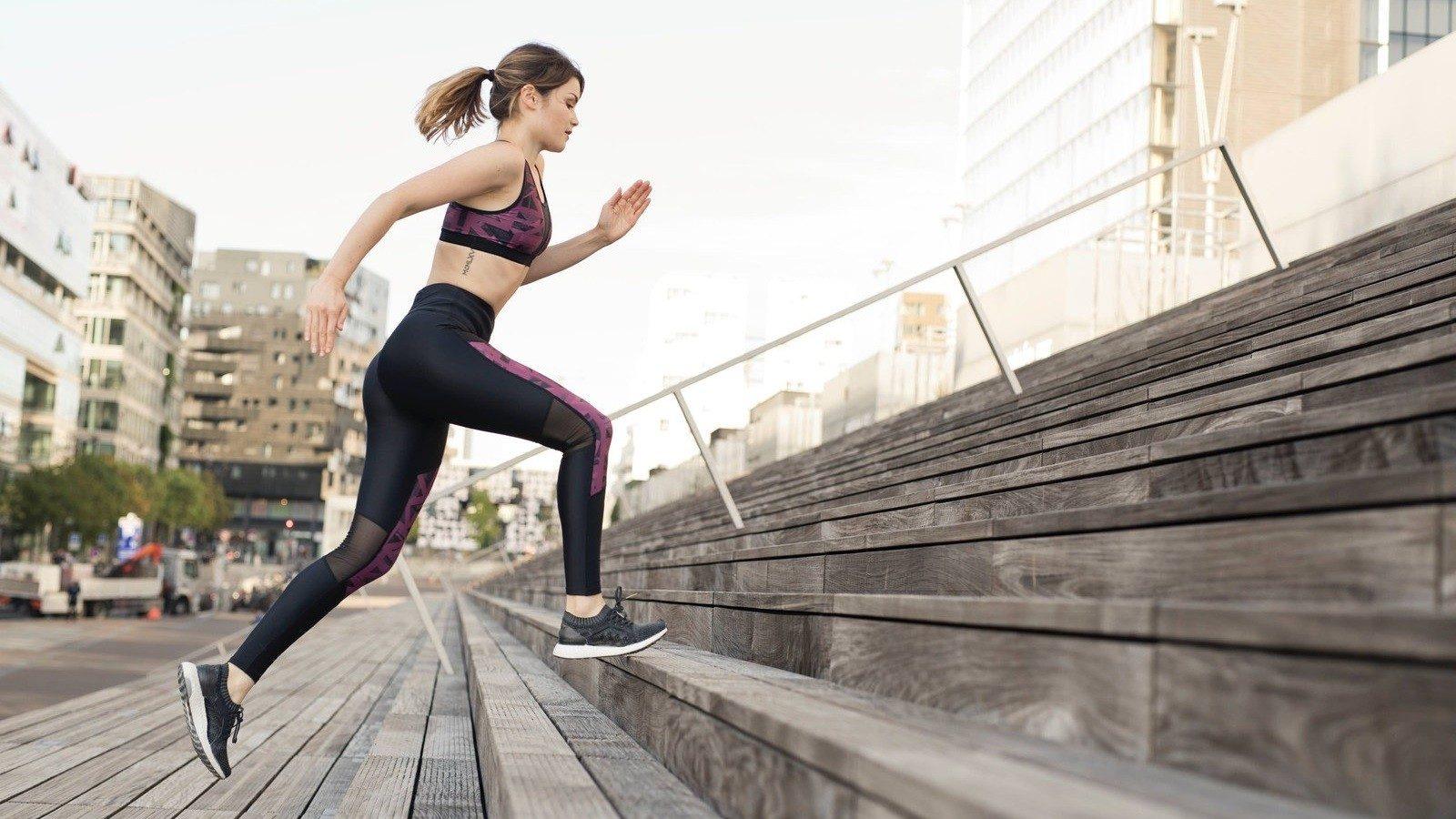 Gayaskin - Legging et brassière running