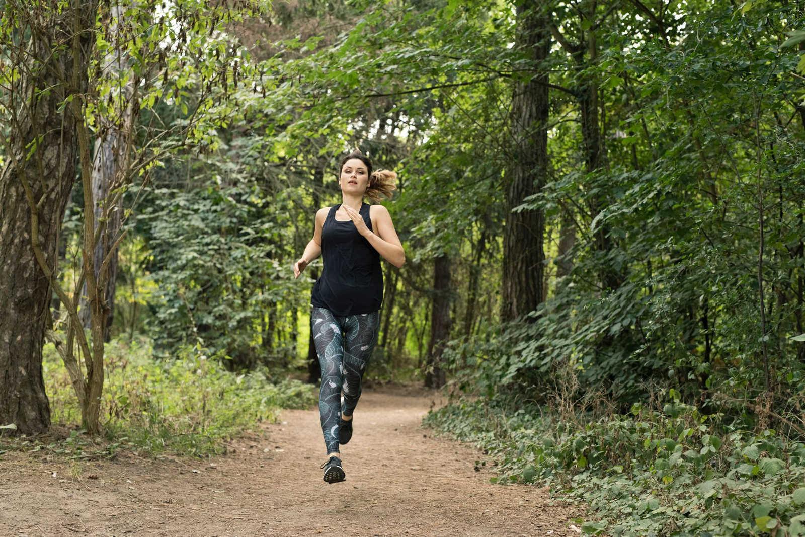 Gayaskin - Legging et débardeur running