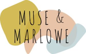 logo MUSE and MARLOWE