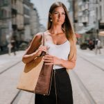 BAG AFFAIR - Tote laptop bag working women work bags sac de travail - modèle CLASSY