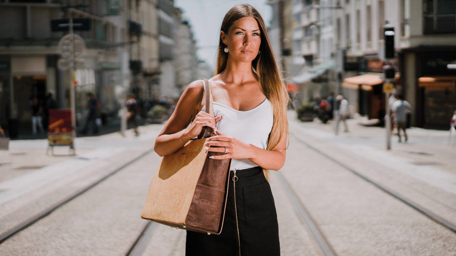 BAG AFFAIR - Tote laptop bag working women work bags sac de travail - modèle CLASSY