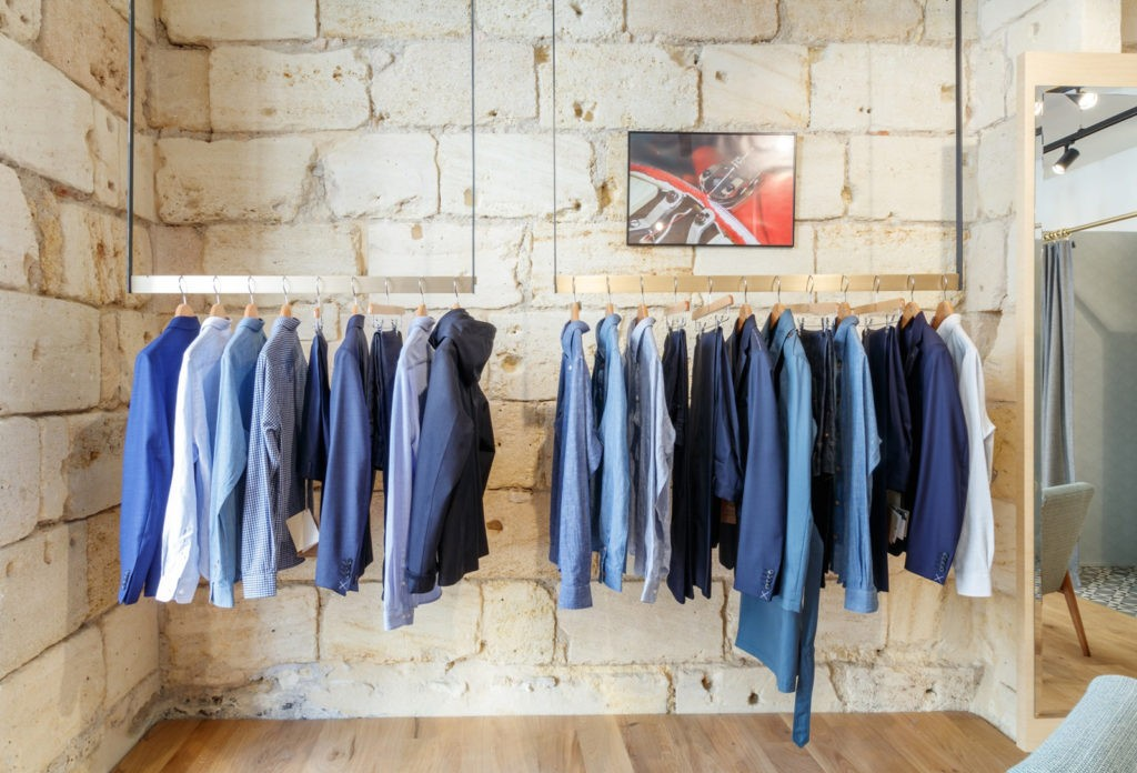 Atelier Parlons vêtements en boutique BonneGueule