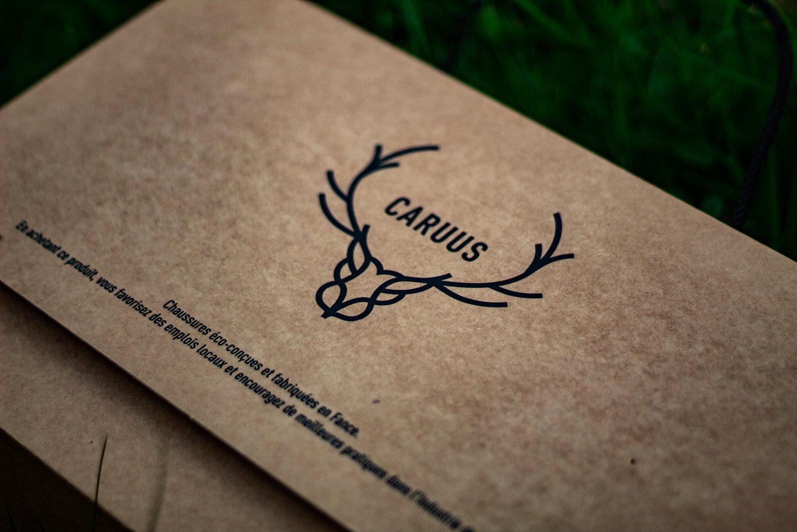 CARUUS - baskets recyclables françaises - Emballage écologique