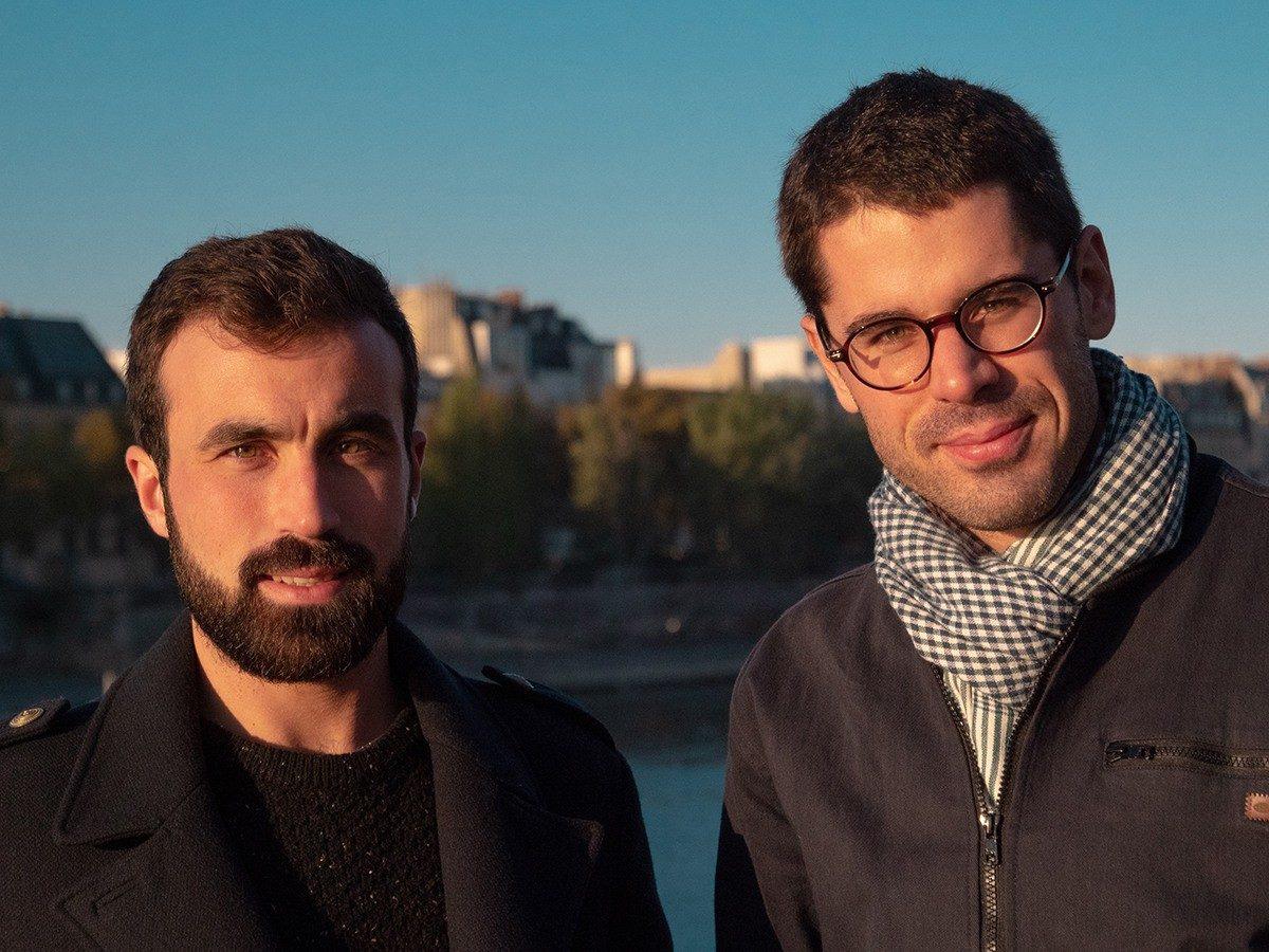 Cyril Brenac et Benjamin Buquet