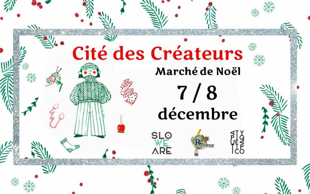 Marché de Noël - Cité des créateurs FB