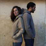 Laines Paysannes - Gilets - Unisexe - Ecru - gris - Homme - Femme - Laine locale - Made in France