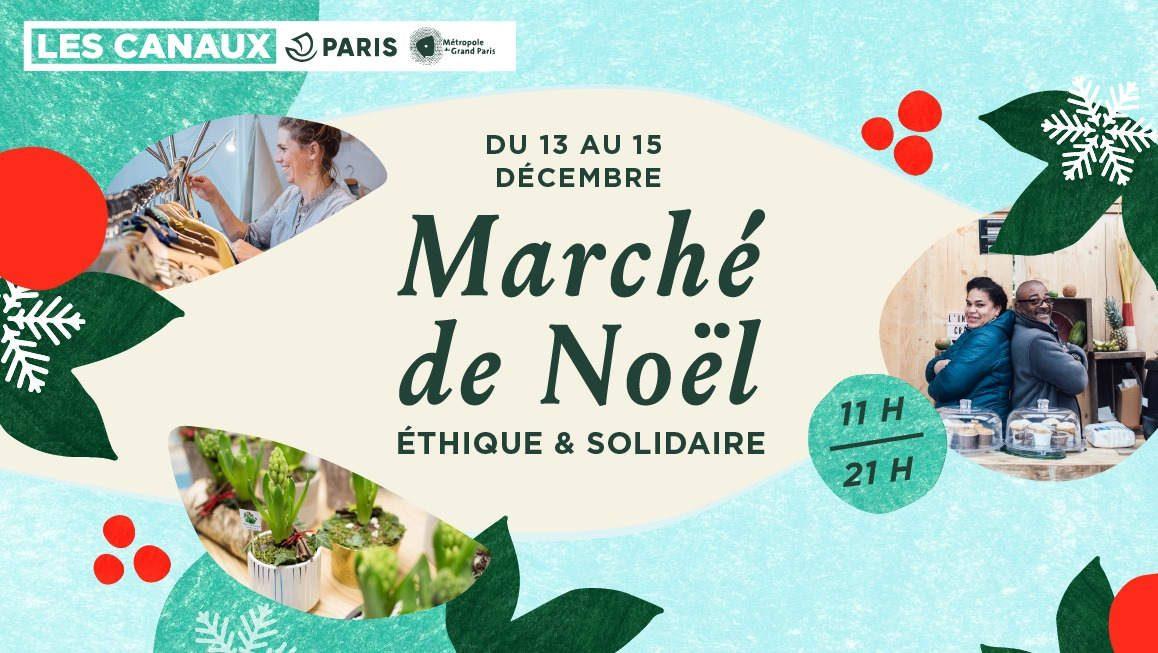 Marché de Noël éthique & solidaire