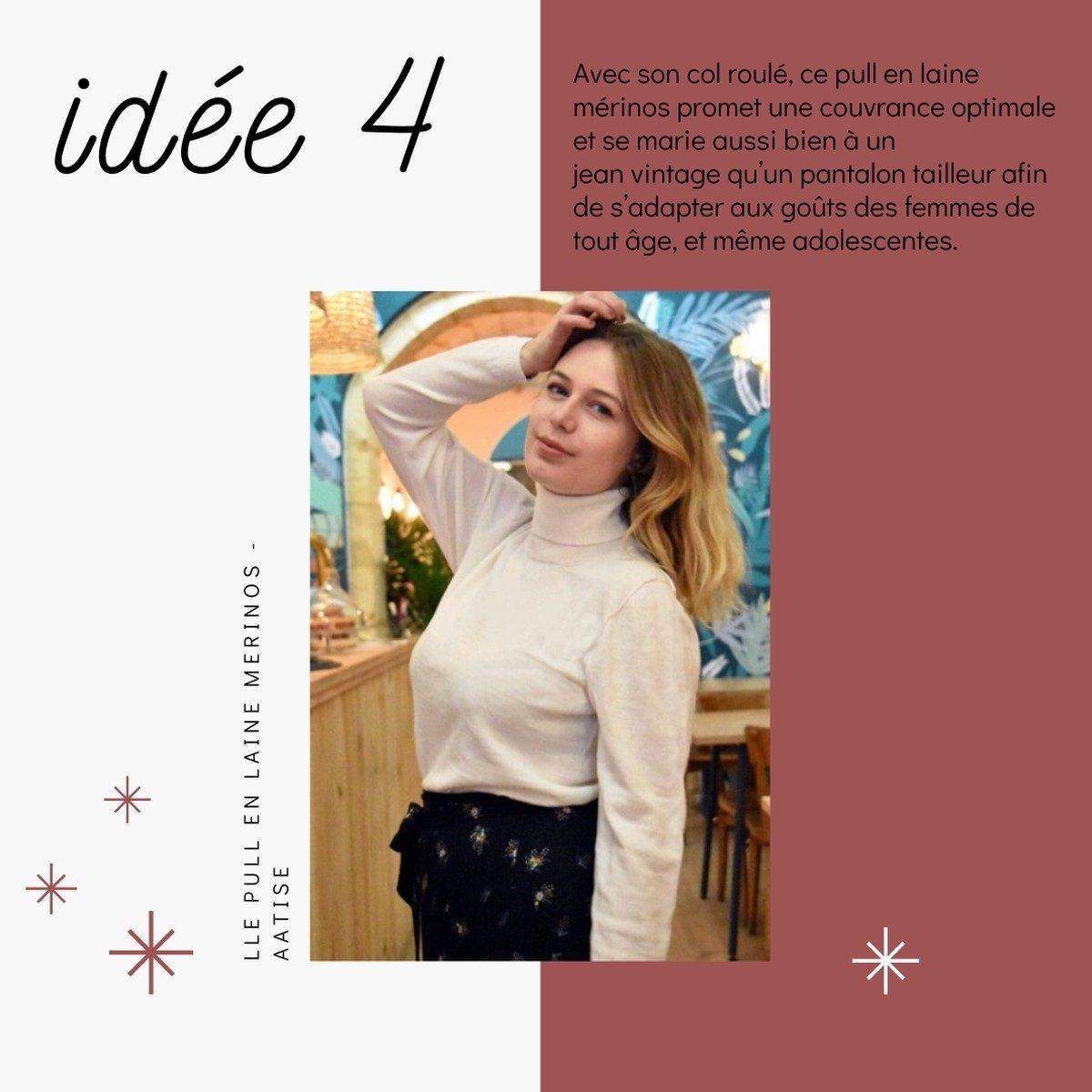 Noël 2019 notre liste de cadeaux slow fashion d'exception - 04 - Aatise