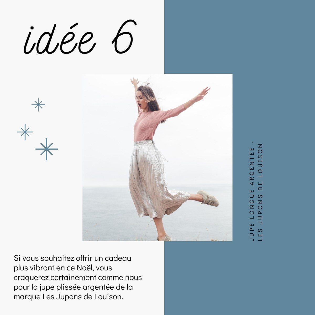 Noël 2019 notre liste de cadeaux slow fashion d'exception - 06 - Les jupons de Louison