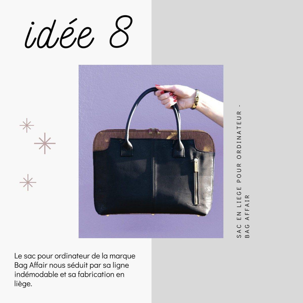 Noël 2019 notre liste de cadeaux slow fashion d'exception - 08 - Bag Affair
