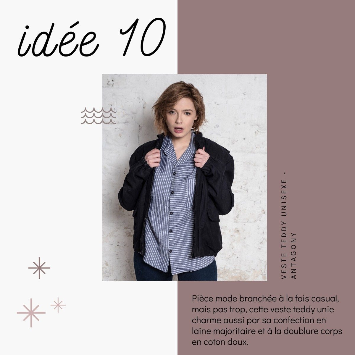 Noël 2019 notre liste de cadeaux slow fashion d'exception - 10 - Antagony