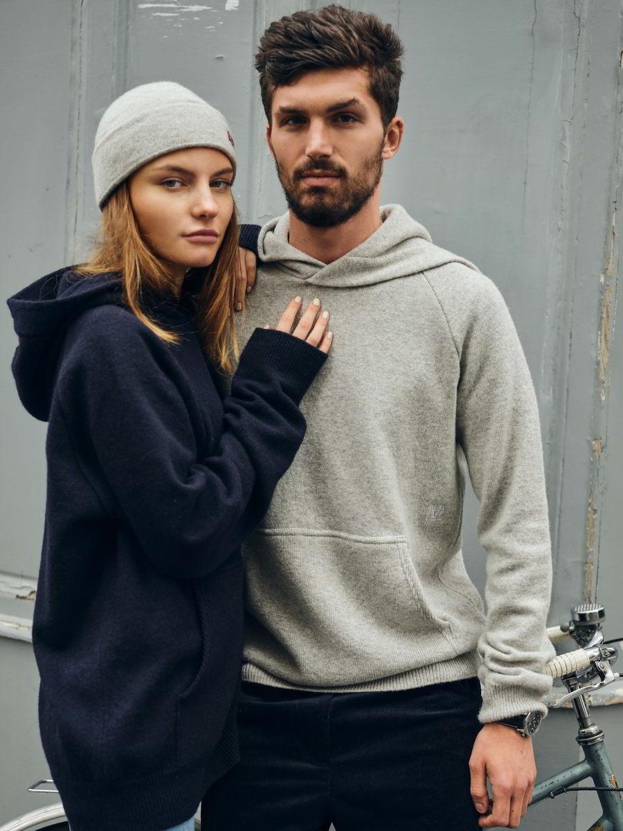 Les Vilains Parisiens - hoodies - KissKissBankBank - credit Henri du Cray