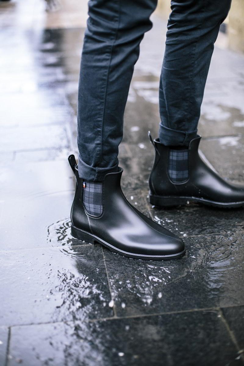 Montlimart boots modèle Montpluie - Julian Calo