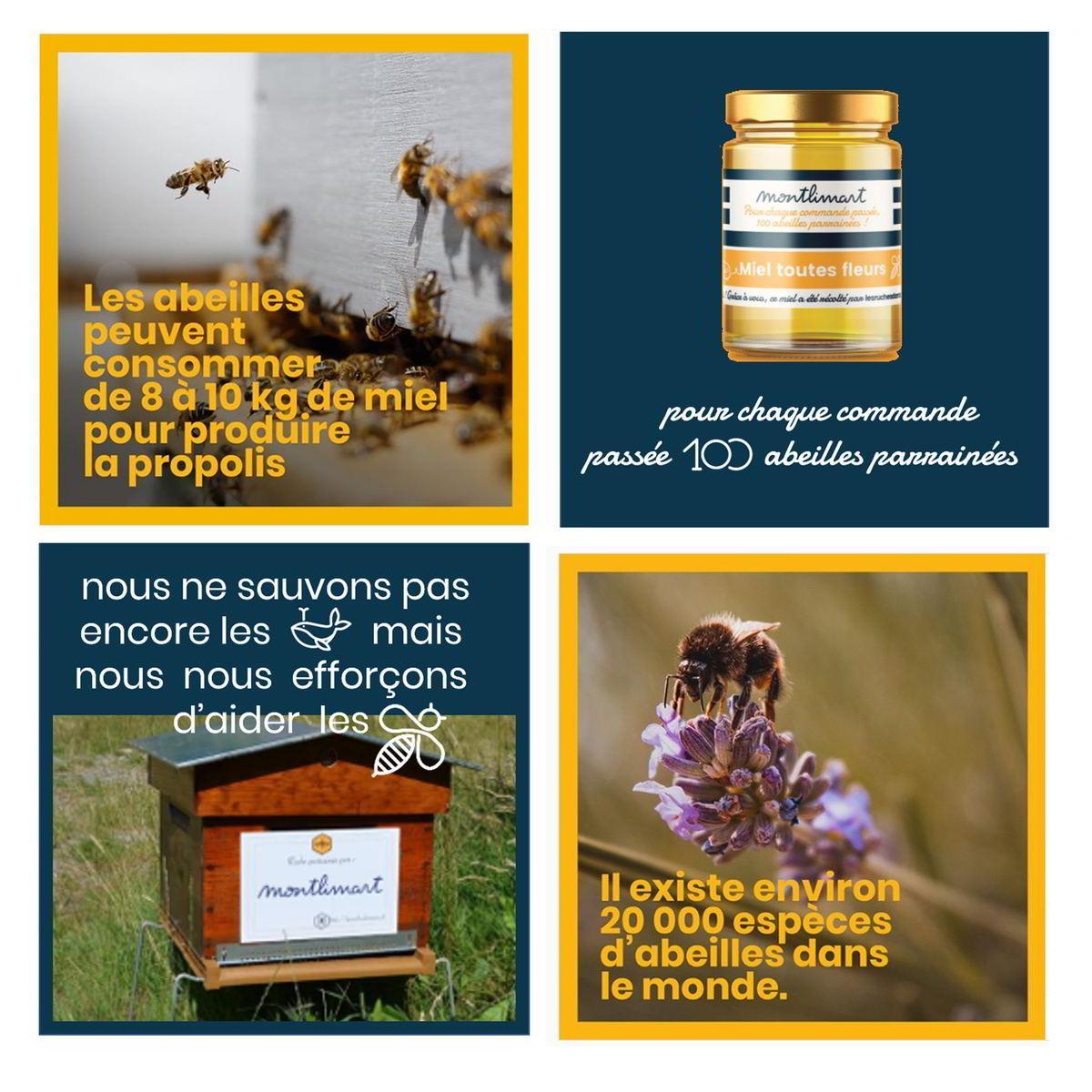 Montlimart Impact abeilles