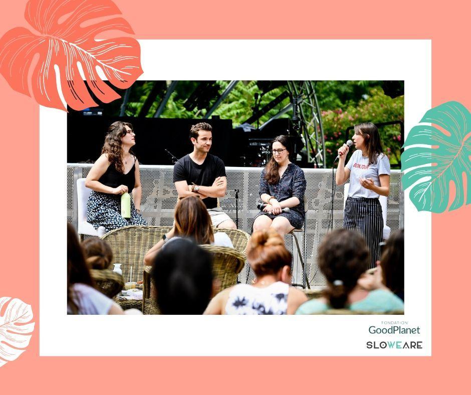 Visuel Fondation Goodplanet - Eloïse pour Miss Bio — Crédit photo A LAURIOL pour le festival du Smmmile
