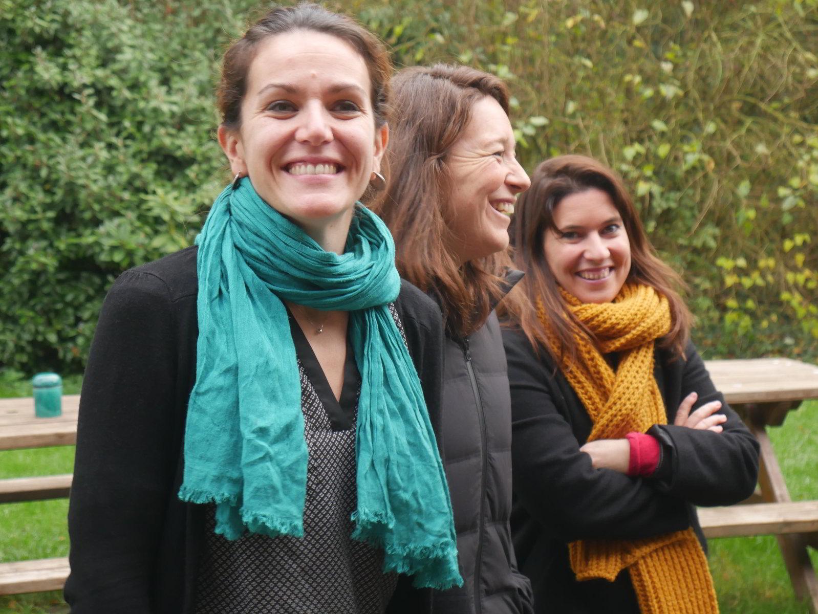 Festival Empow'Her 2020 - Femmes entrepreneures souriantes