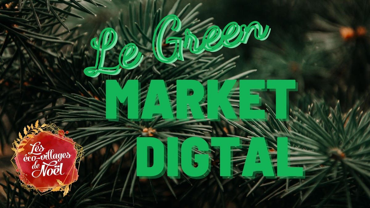 LE Green Market digital de SloWeAre