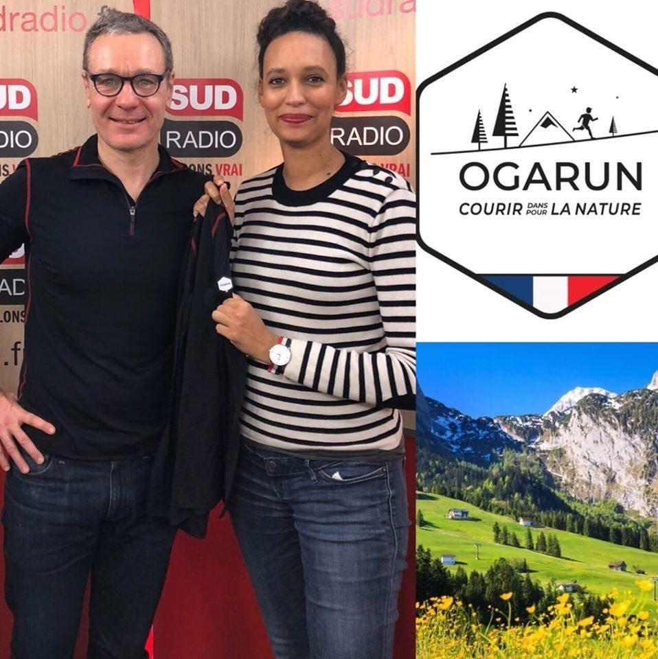 OGARUN - Jean Charles Giorgi - passage sur Sud Radio - 1